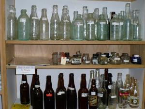 Bottles, bottles, bottles